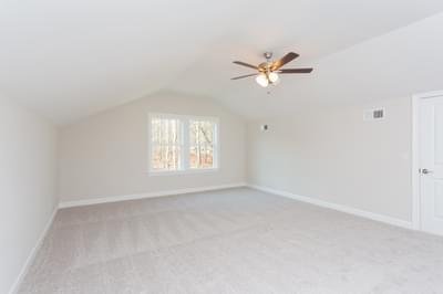 Chesapeake Homes -  The Lilac Bonus Room