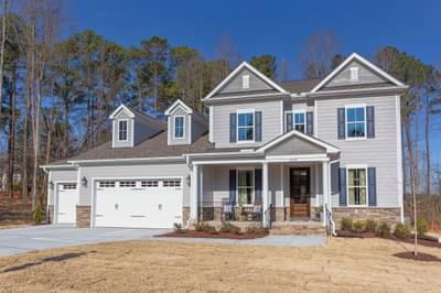 Chesapeake Homes -  The Lilac Exterior