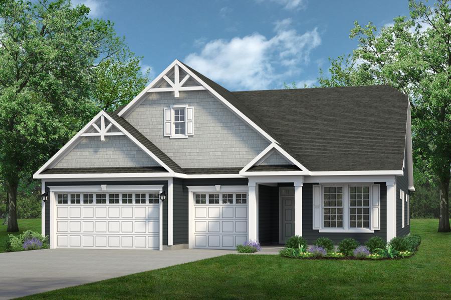 Chesapeake Homes -  The Surfrider Elevation C