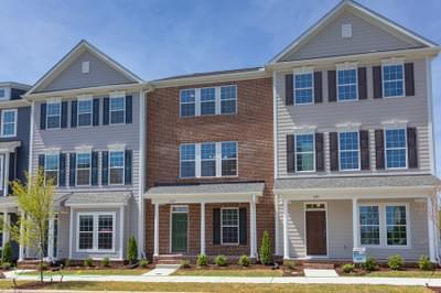 Chesapeake Homes -  The Ambrosia