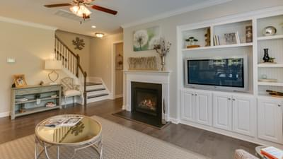 Chesapeake Homes -  The Violet Great Room
