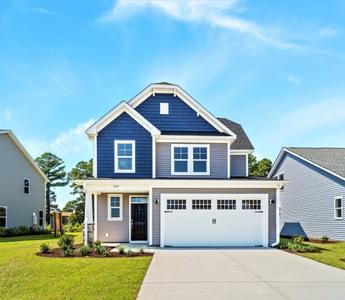 Chesapeake Homes -  219 Goldenrod Circle, Little River, SC 29566