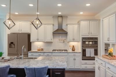 Chesapeake Homes -  The Lilac Kitchen