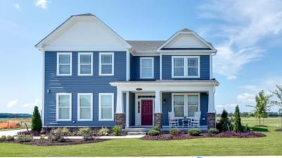 Chesapeake Homes -  The Waverunner Exterior