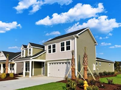 Chesapeake Homes -  291 Goldenrod Circle, Little River, SC 29566 Exterior