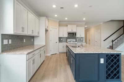 Chesapeake Homes -  The Palmetto Kitchen