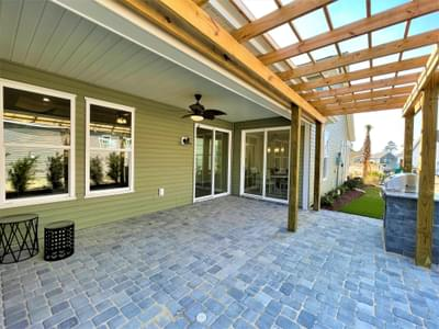 Chesapeake Homes -  291 Goldenrod Circle, Little River, SC 29566 Courtyard