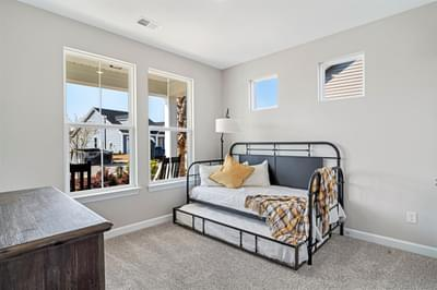 Chesapeake Homes -  The Sweet Escape Bedroom