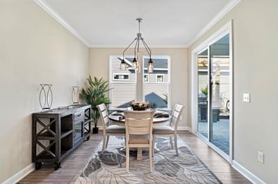 Chesapeake Homes -  291 Goldenrod Circle, Little River, SC 29566 Dining Room
