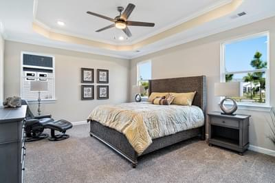 Chesapeake Homes -  The Sweet Escape Owner's Suite