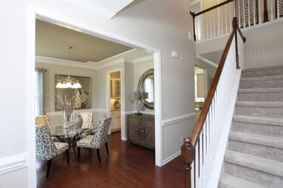 Chesapeake Homes -  The Waverunner Foyer