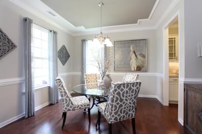 Chesapeake Homes -  The Waverunner Dining Room