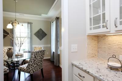 Chesapeake Homes -  The Waverunner Butler's Pantry