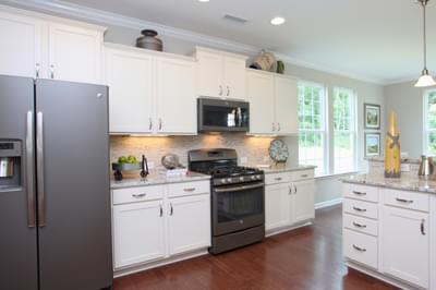 Chesapeake Homes -  The Waverunner Kitchen