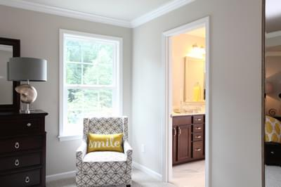 Chesapeake Homes -  The Waverunner Owner's Suite