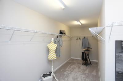 Chesapeake Homes -  The Waverunner Owner's Closet