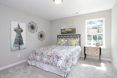 Chesapeake Homes -  The Waverunner Bedroom