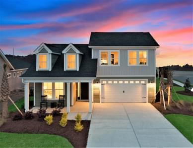 Chesapeake Homes -  The Sweet Escape Exterior