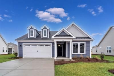 Chesapeake Homes -  The Palmetto Exterior