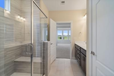 Chesapeake Homes -  The Palmetto Owner's Bath