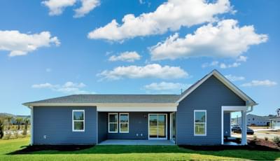 Chesapeake Homes -  The Summer Breeze