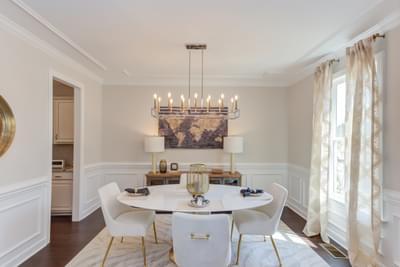 Chesapeake Homes -  Shadow Creek Dining Room