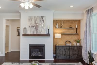 Chesapeake Homes -  Shadow Creek Great Room