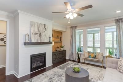 Chesapeake Homes -  The Lilac Great Room