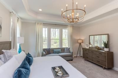 Chesapeake Homes -  The Lilac Owner's Suite