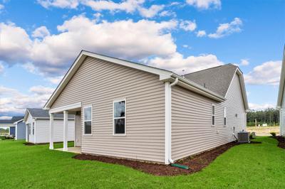 Chesapeake Homes -  The Kiawah Exterior