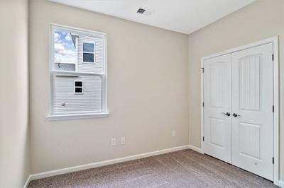 Chesapeake Homes -  The Kiawah Bedroom