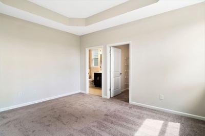 Chesapeake Homes -  The Kiawah Owner's Suite