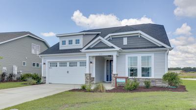 Chesapeake Homes -  Traditions at Carolina Forest