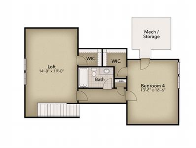 Chesapeake Homes -  783 Hackberry Way, Longs, SC 29568