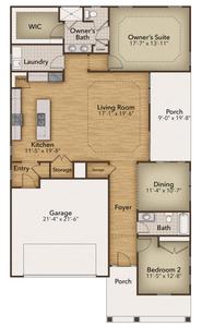 Chesapeake Homes -  291 Goldenrod Circle, Little River, SC 29566