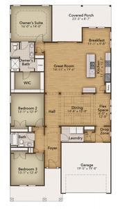 Chesapeake Homes -  3138 Balboa Lane, Little River, SC 29566