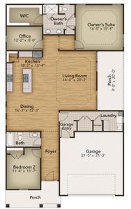 Chesapeake Homes -  299 Goldenrod Circle, Little River, SC 29566