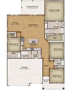 Chesapeake Homes -  3119 White Jasmine Drive, Little River, SC 29566