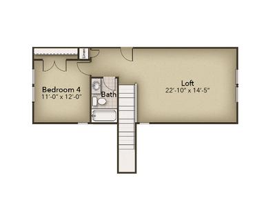Chesapeake Homes -  545 Shellbark Drive, Longs, SC 29568