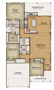 Chesapeake Homes -  5059 Sundrop Lane, Little River, SC 29566