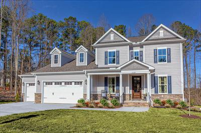 Chesapeake Homes -  Shadow Creek Exterior