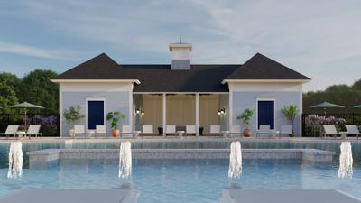Chesapeake Homes -  Heritage Park at Longs Proposed Amenity
