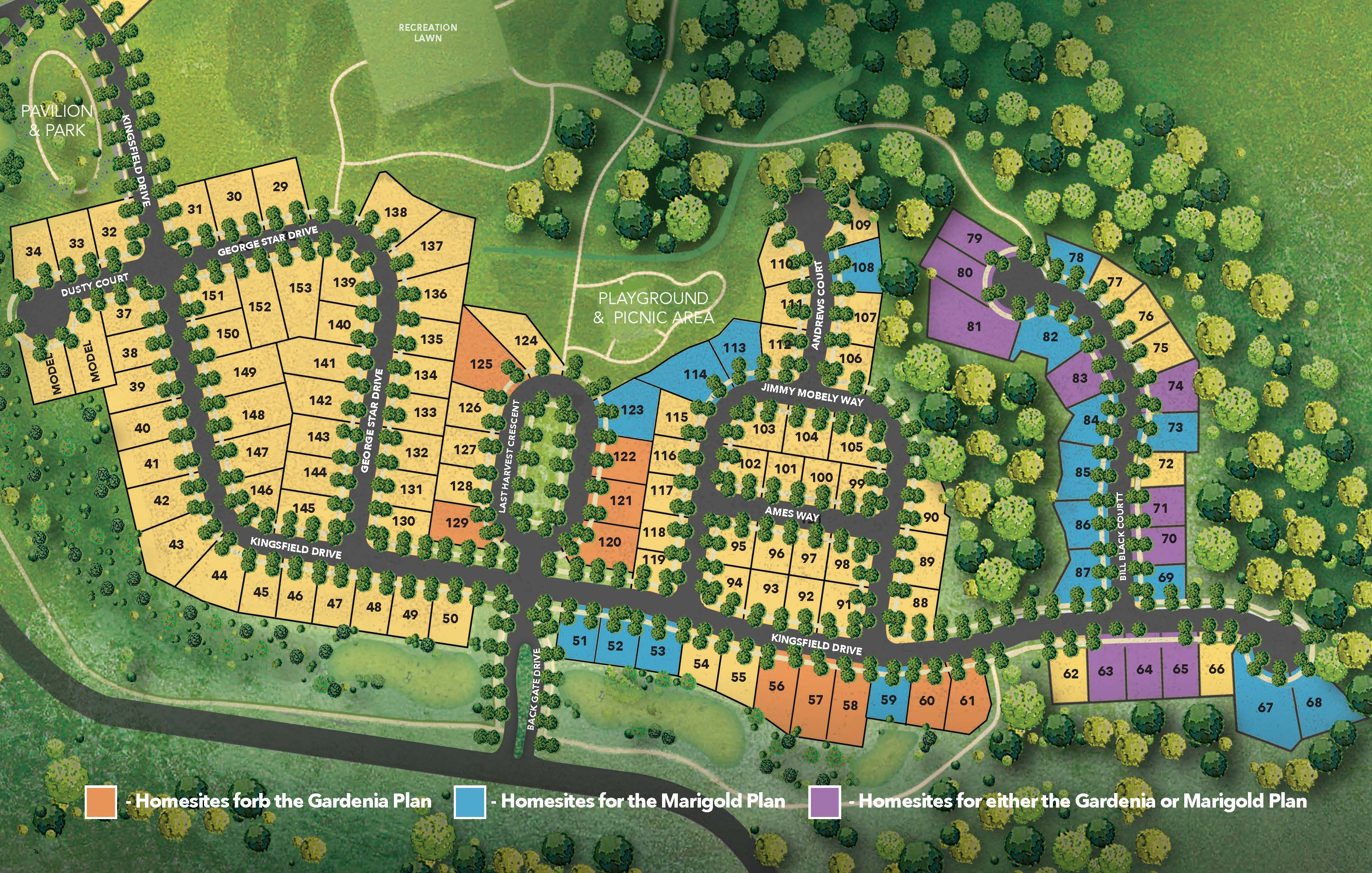 Virginia Beach, VA Kingston Estates New Homes from Chesapeake