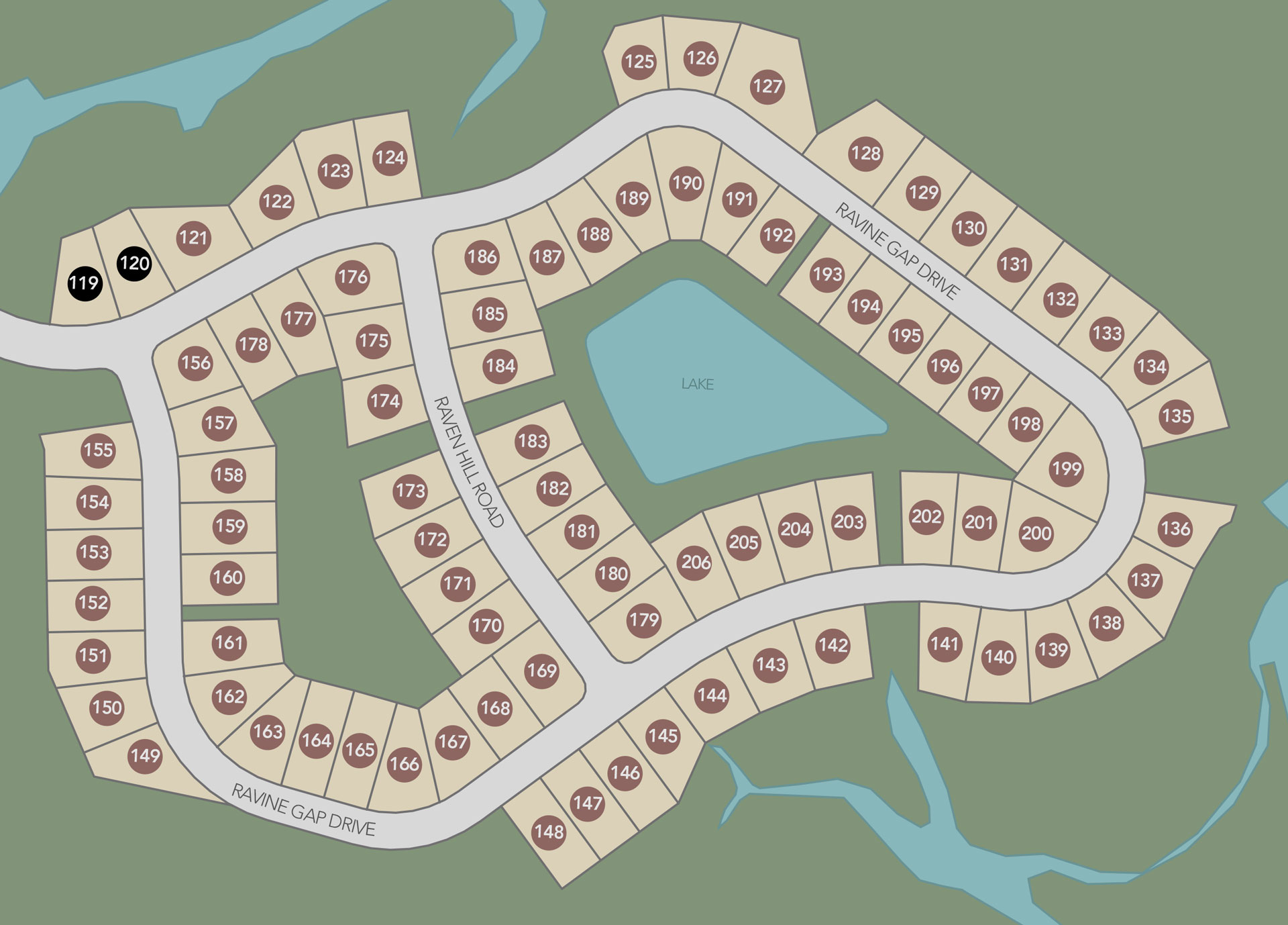 Suffolk, VA Graystone Reserve New Homes from Chesapeake